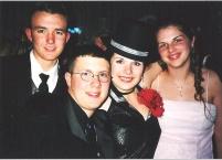 Senior prom! Woo!