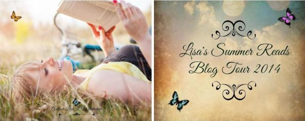Lisa's Summer Read's blog tour banner