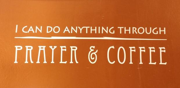 prayerandcoffee