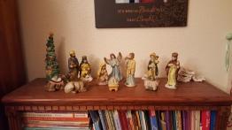 Nativity central.
